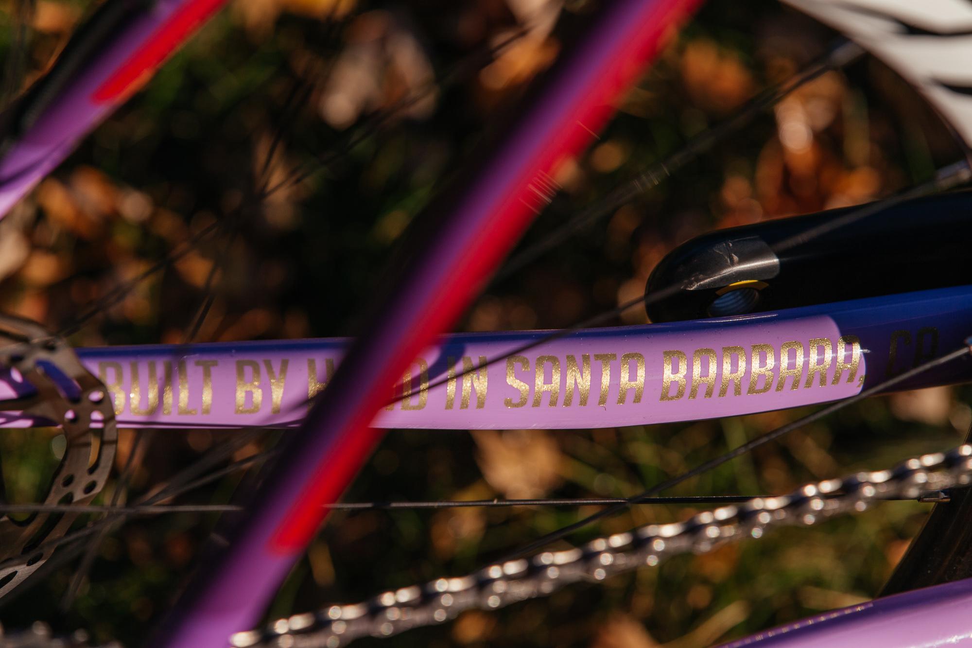 Stinner All Road with SRAM eTap WiFLi Hydro