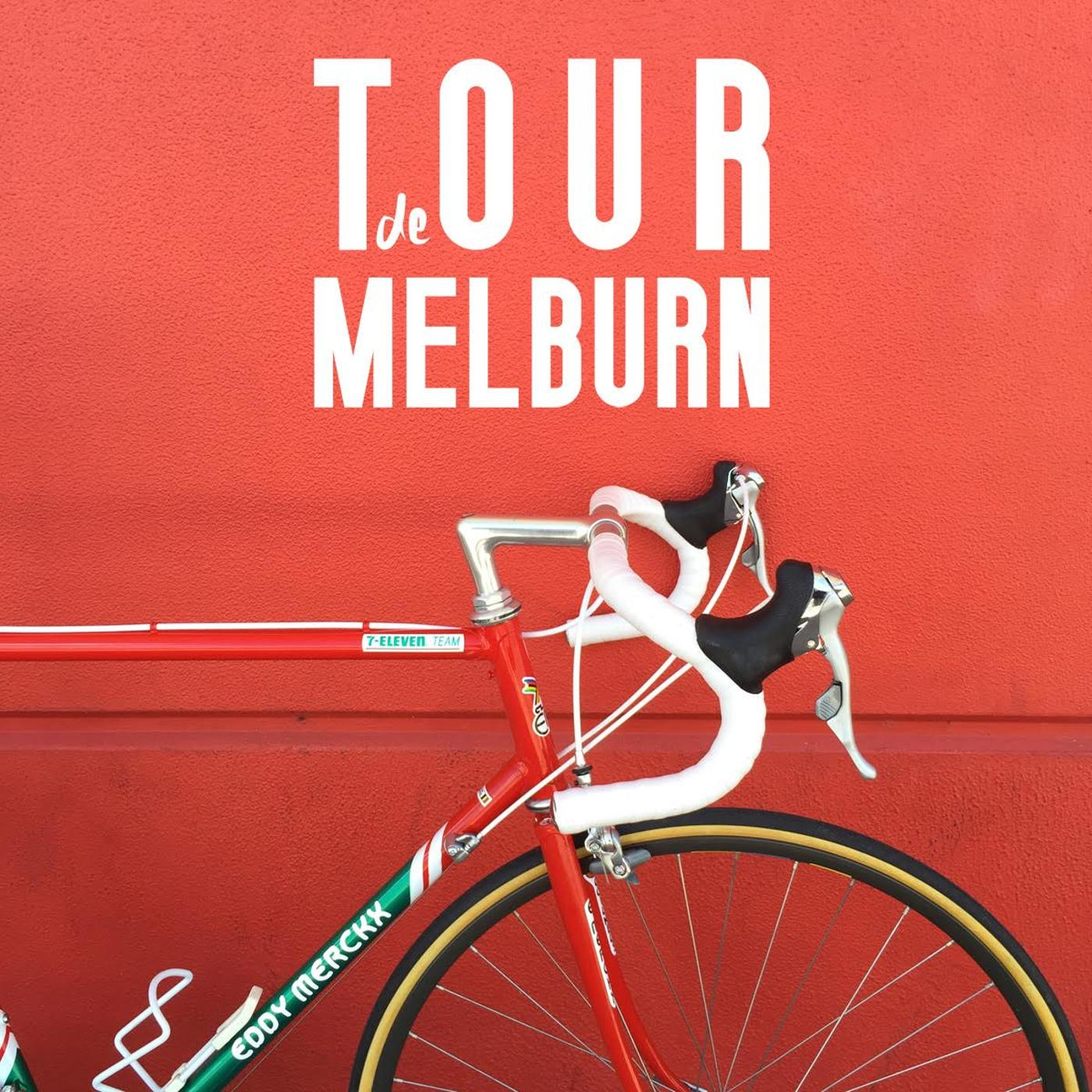 The Tour de Melburn: Australia's Summer Time Fun Ride