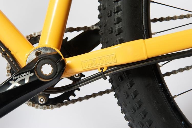 Tumbleweed Bicycles Rigid Bikepacking Frameset Pre-Order
