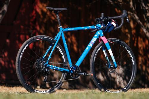 VYNL Wooly Mammoth Romancer 'Cross Bike