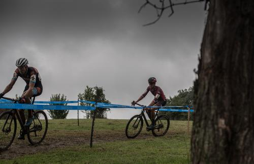 Tobin Ortenblad is a Cyclocross Privateer - Photo by Brett Rothmeyer