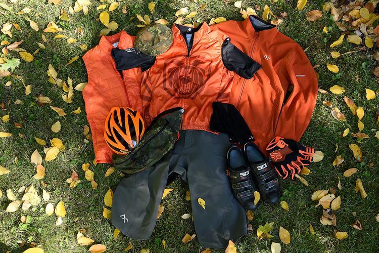 44 Bikes on Hunting Season