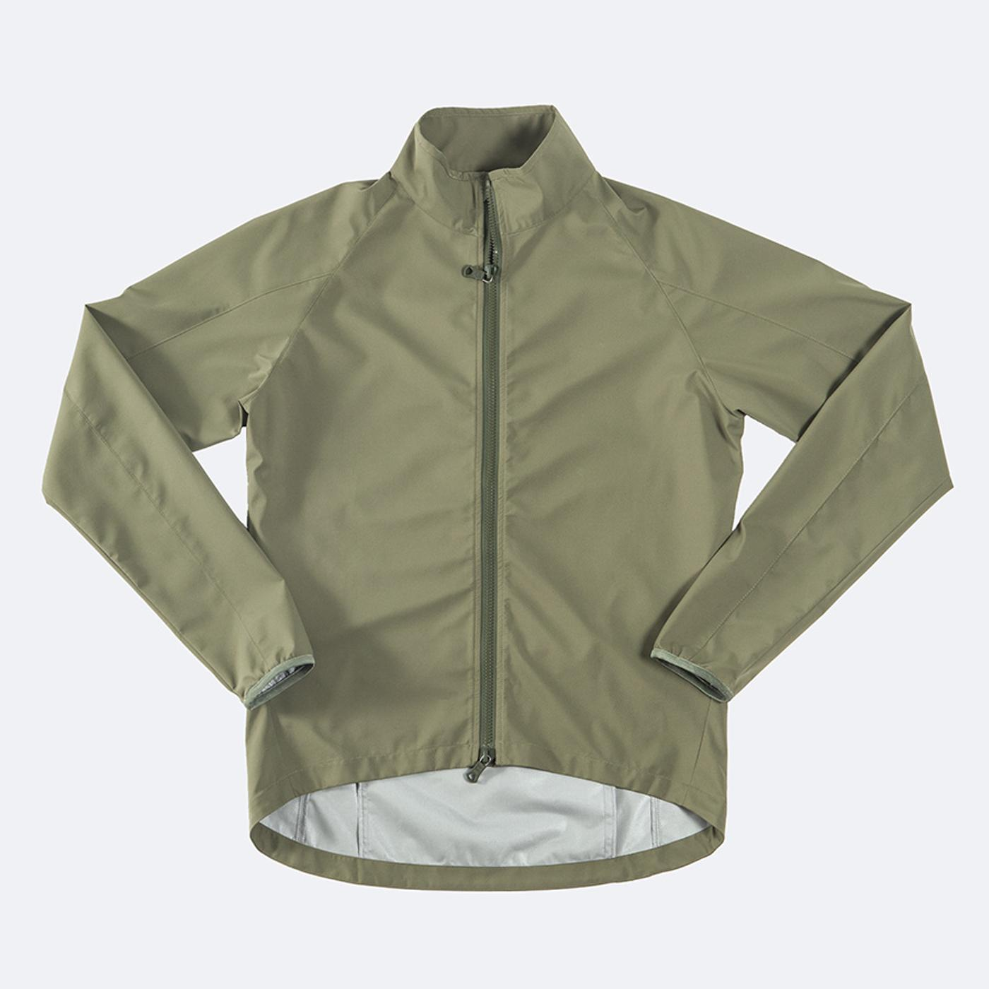 Search and State: S1-J Riding Jacket in Sage