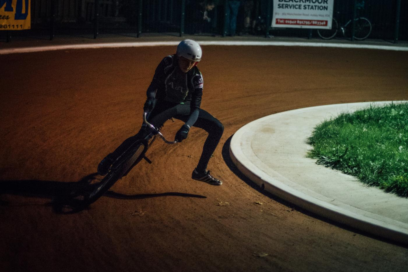 Brian Vernor: Astley & Tyldesley Bicycle Speedway Club