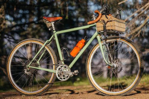 Cari's Elephant National Forest Explorer Touring Bike