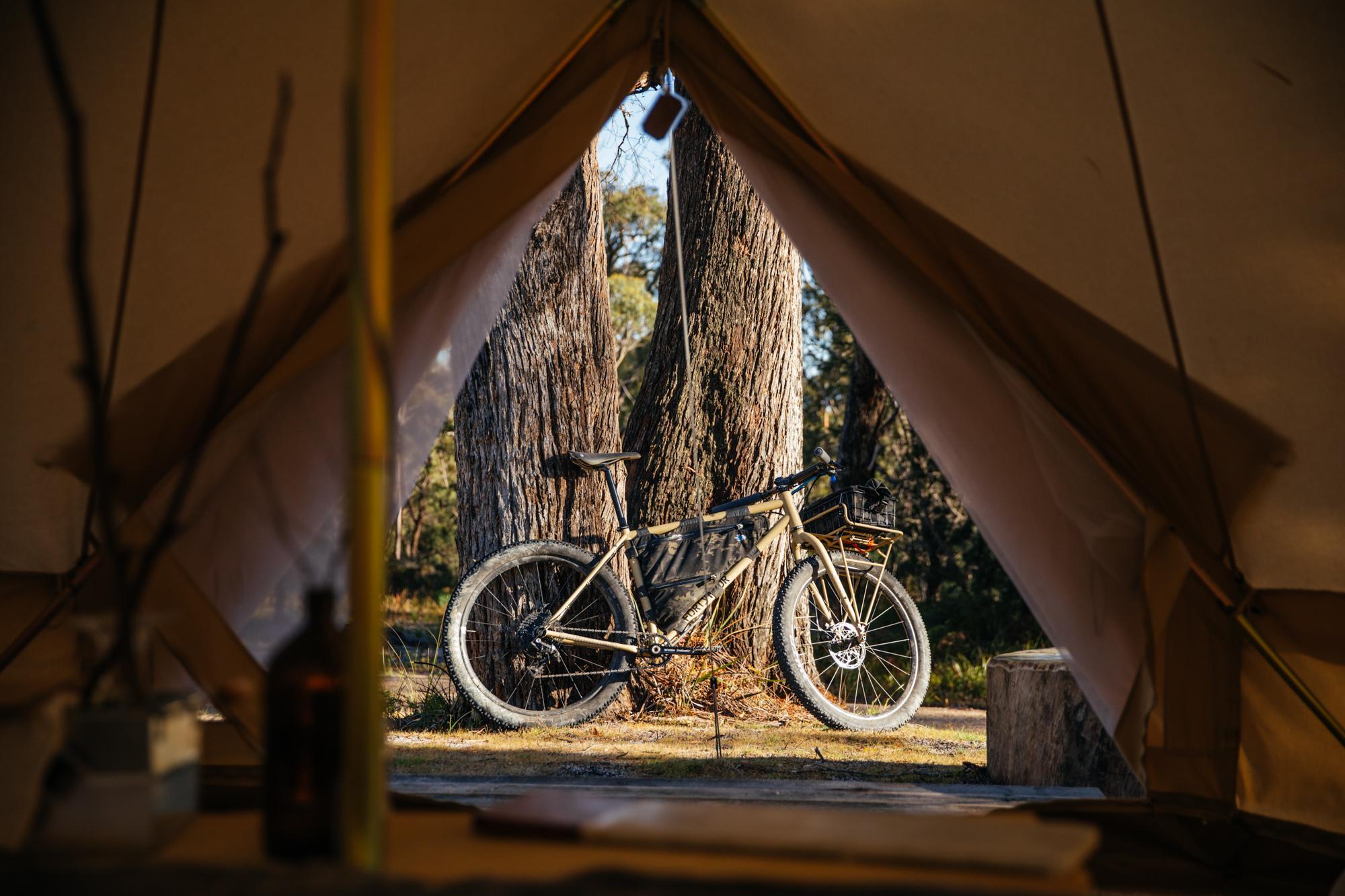Exploring Eastern Tasmania by Bike- Bay of Fires-1