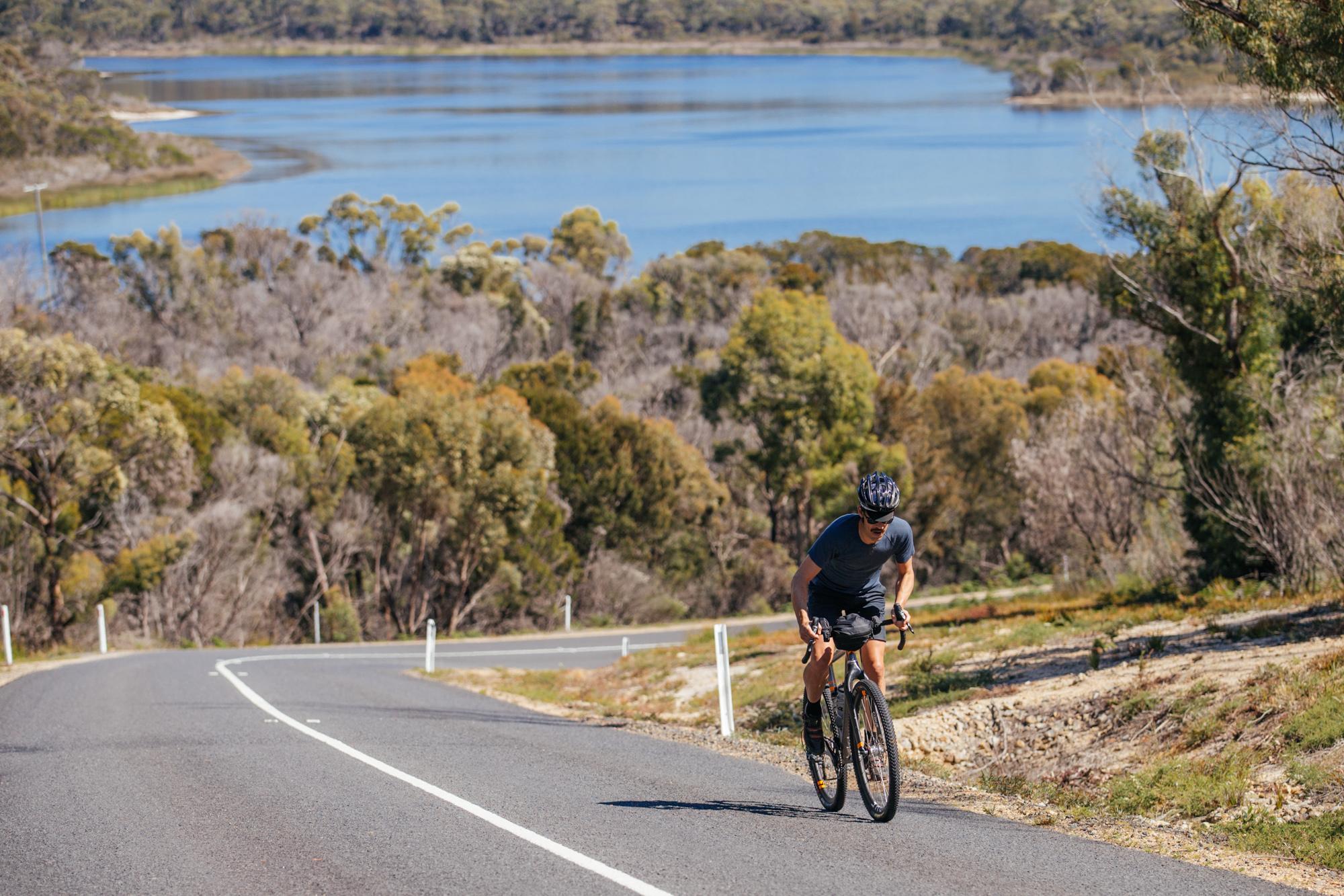 Exploring Eastern Tasmania by Bike- Bay of Fires-4