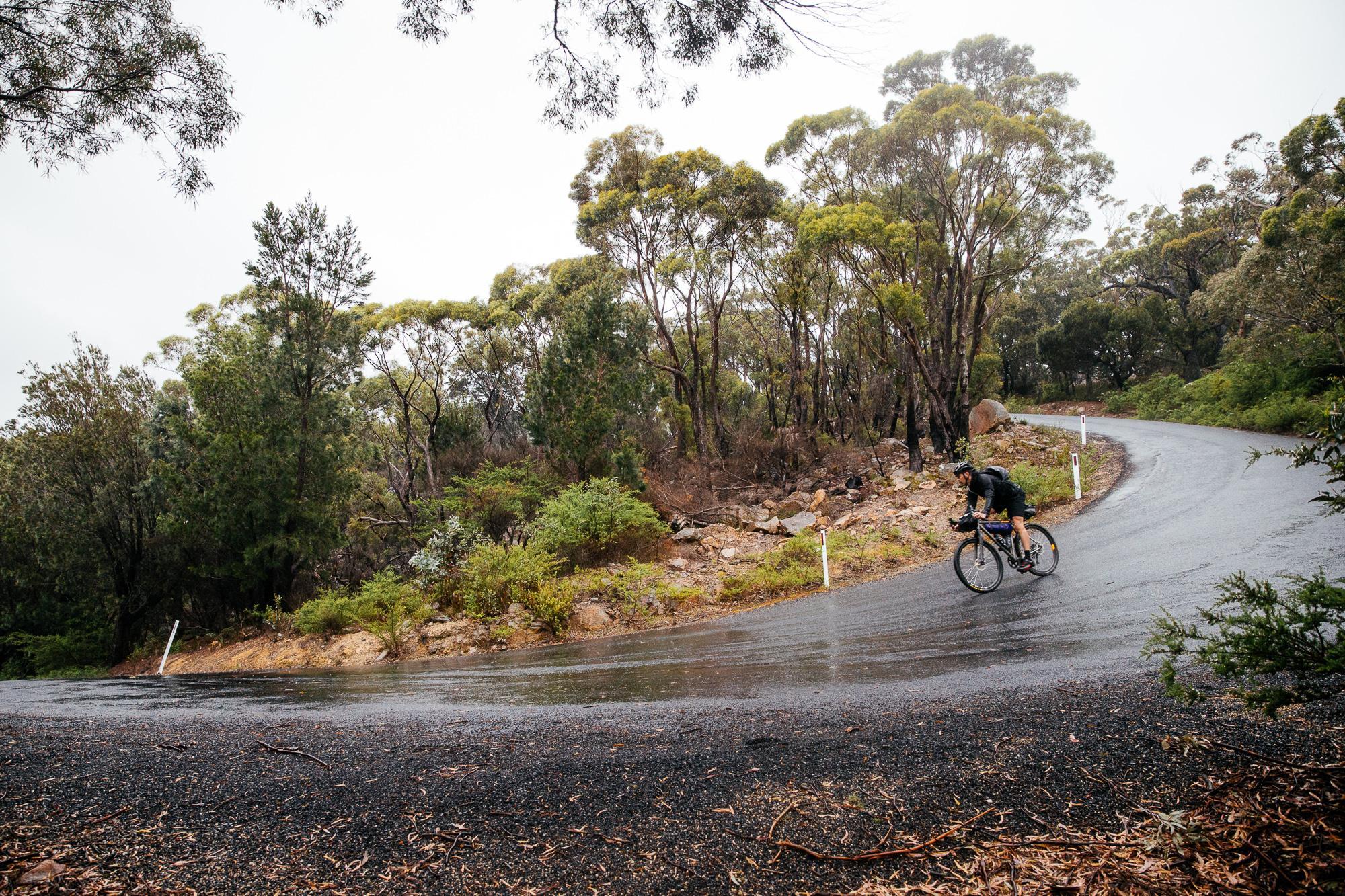 Exploring Eastern Tasmania by Bike- the Freycinet Peninsula-43