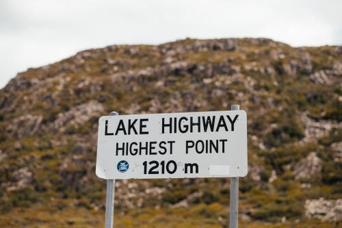Highway of lakes