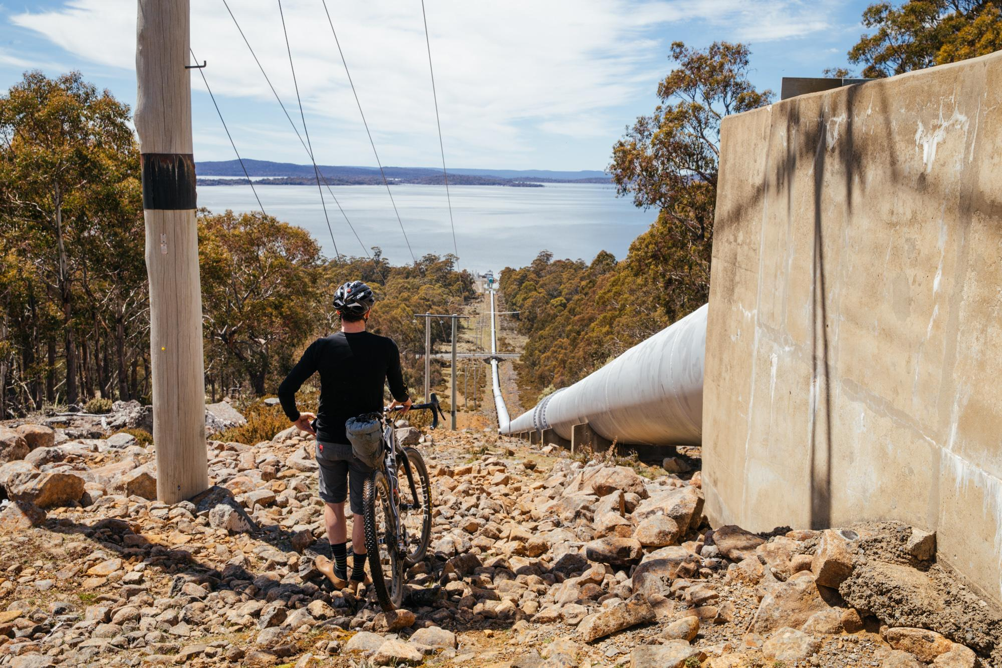 Tassie relies on hydro power to keep their lights on.
