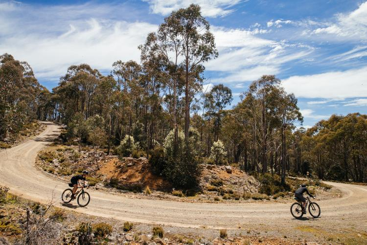 Exploring Northern Tasmania by Bike: the Central Highlands Loop
