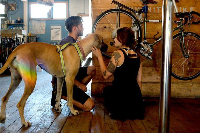 The Magic of Missoula's Free Cycles