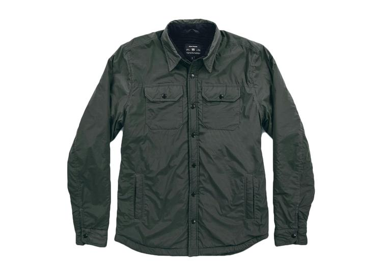Mission Workshop: Albion Water-Resistant Insulated Shirt Jacket