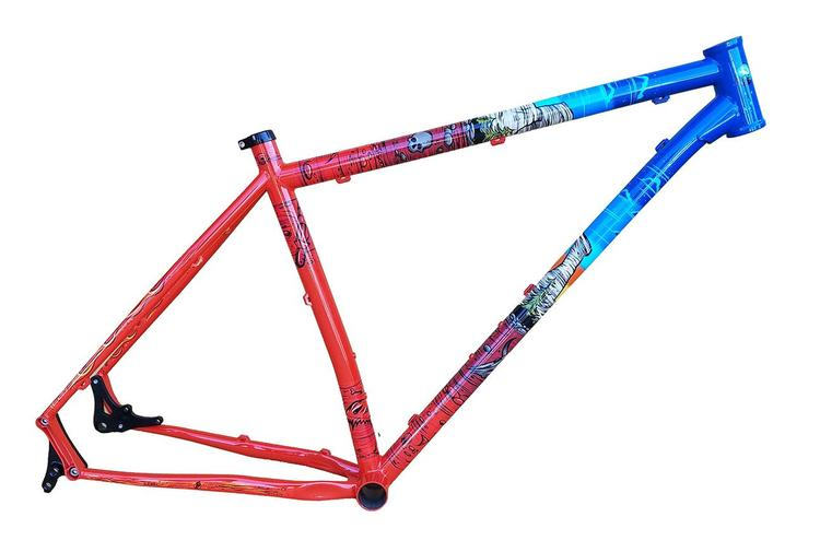 Advocate Cycles: Hayduke IMBA Special Edition frame