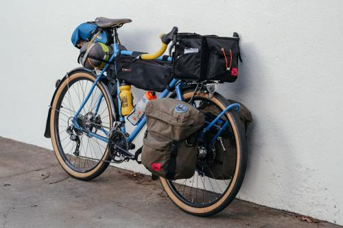 I Got the Blues: a Bombus Bikes Blue Steel Tourer - Kyle Kelley