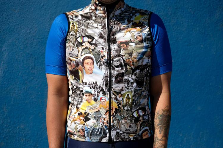 Team Too Late: Merckx Mondays Vest