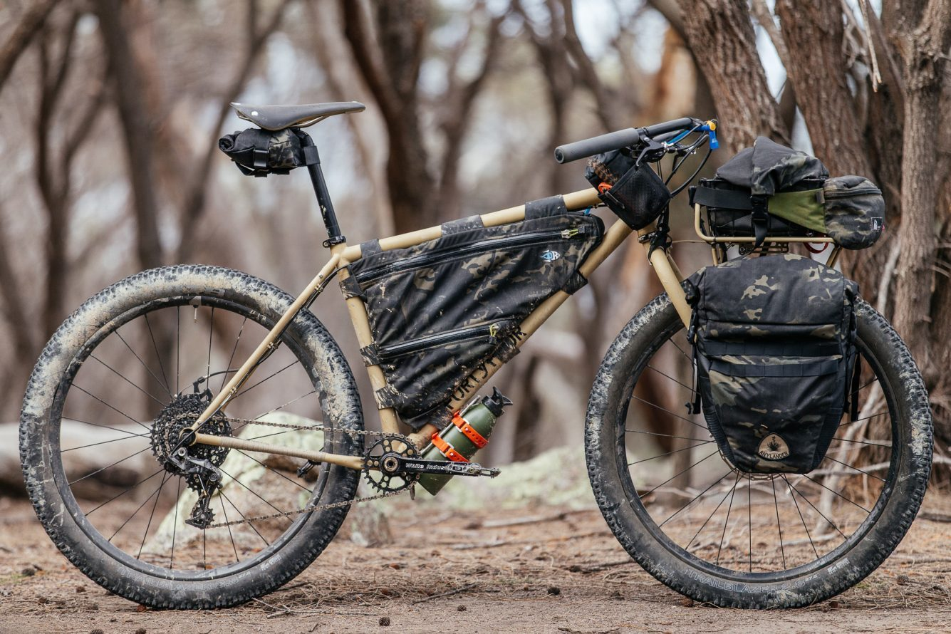 My Bush Blasted 44 Bikes Ute Rigid Mtb Tourer The Radavist