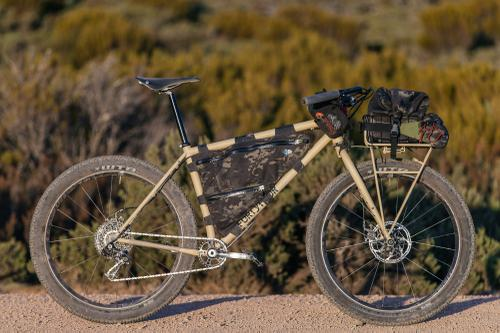My Bush Blasted 44 Bikes Ute Rigid MTB Tourer