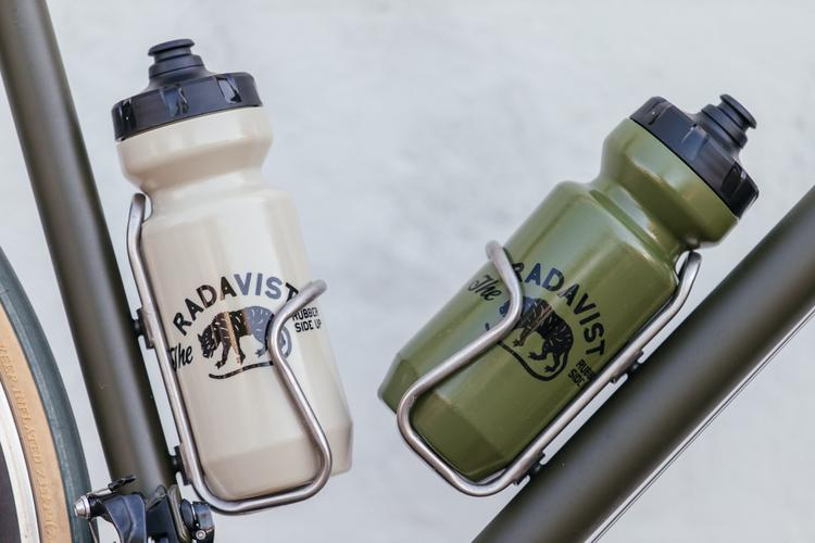 SOLD OUT! The Radavist Olive Drab and Desert Tan Bottles