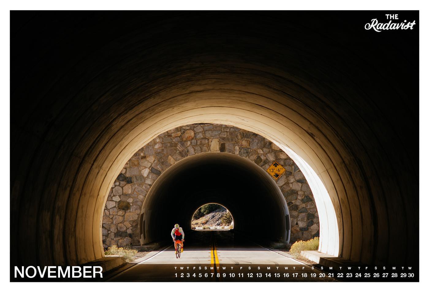 The Radavist 2016 Calendar: November