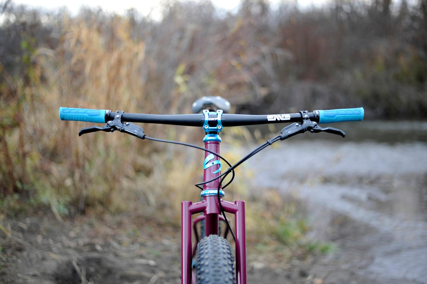 Sklar Bikes: Rigid 29+ MTB