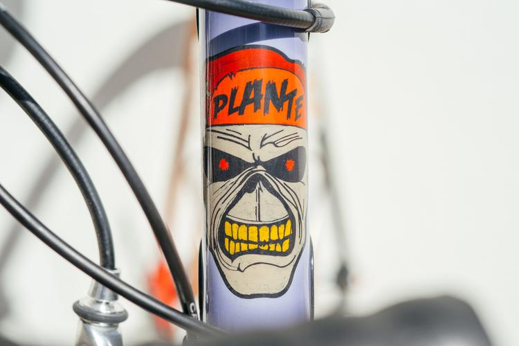 Stephen's Ride to the Hills Iron Maiden Plante Cycles Road – Kyle Kelley