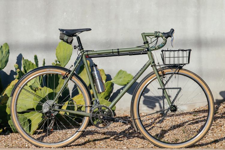 APB: My Geekhouse Touring Bike