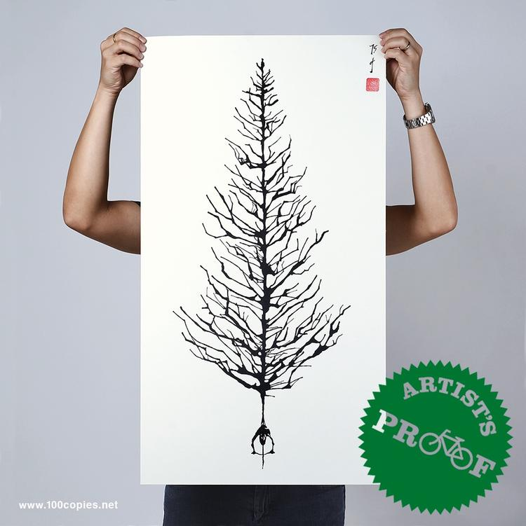 100 Copies: Tree of Joy Artist Proof