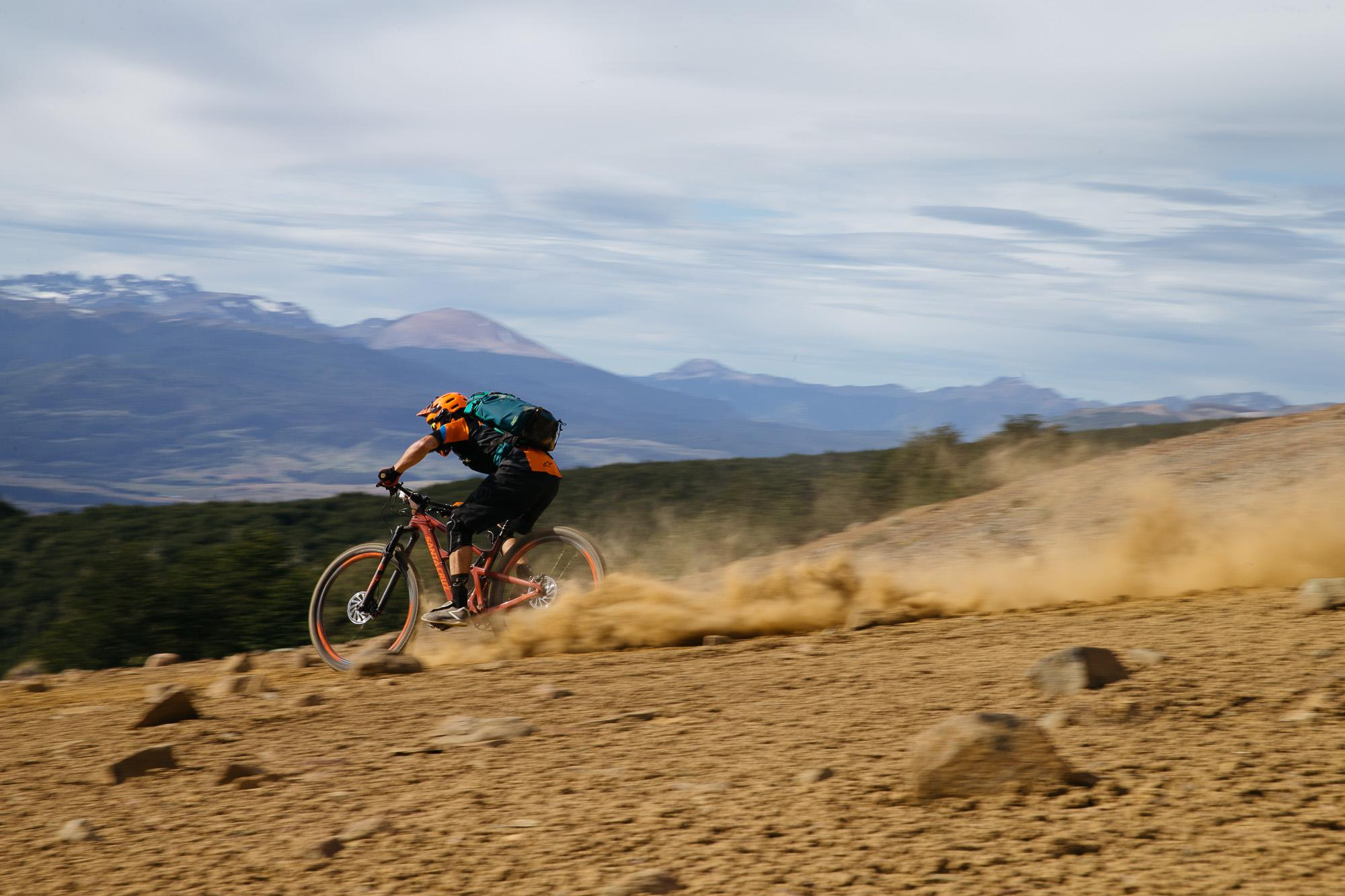 Rally Aysen Patagonia with Santa Cruz Bicycles
