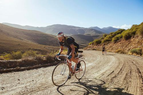 Eroica South Africa - Tyrone Bradey