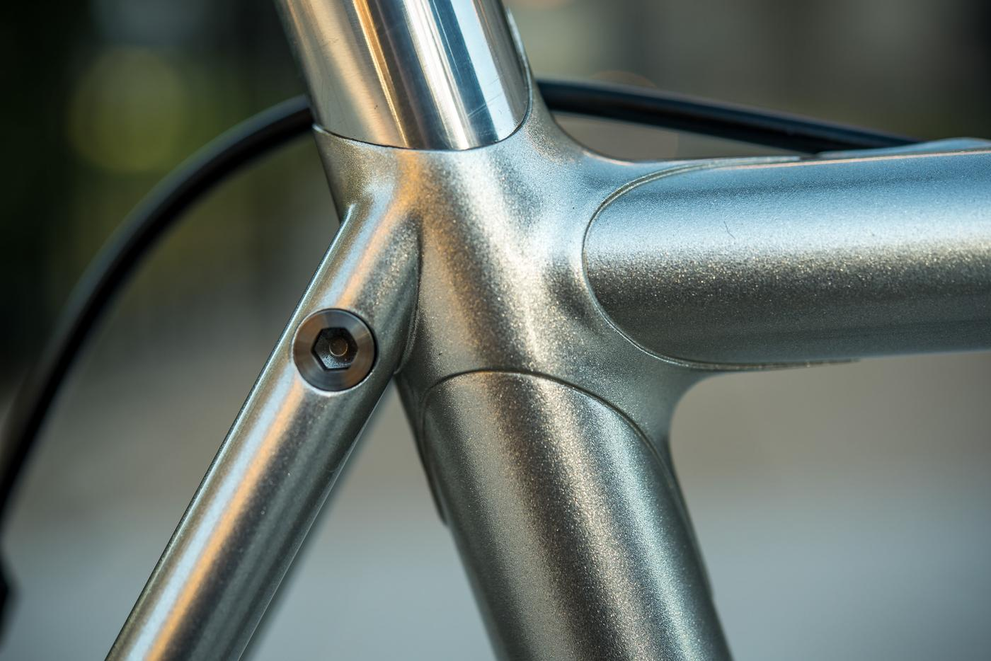 Bishop Bikes: Karesna's Classic Fillet and Lugged Road Bike