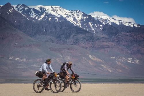 Bikepacking Oregon's Big Country - Gabe Tiller