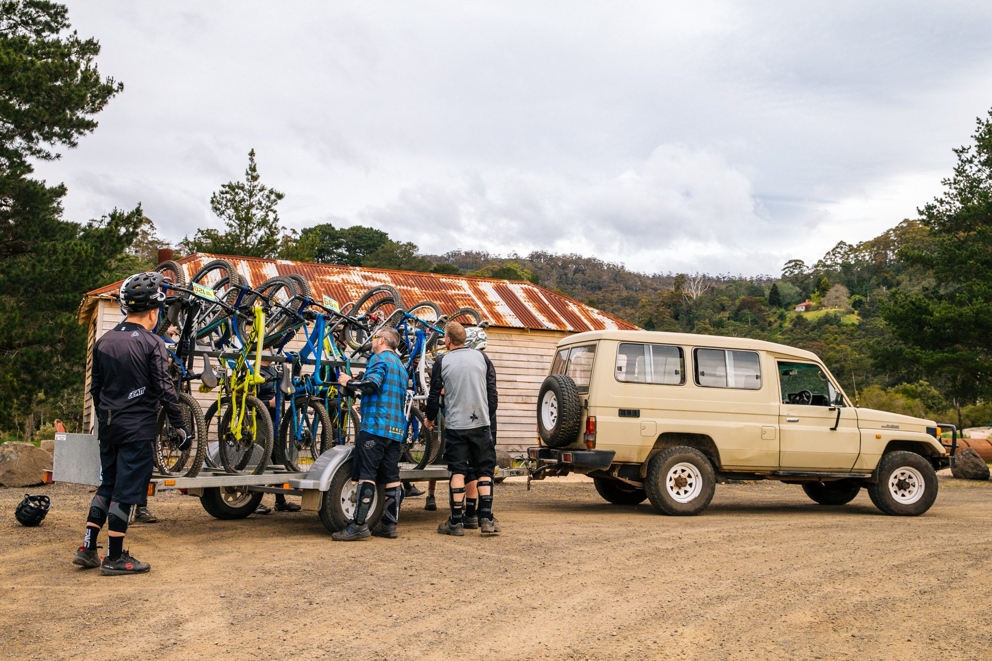 A Weekend at the Blue Derby Mountain Bike Trails-125