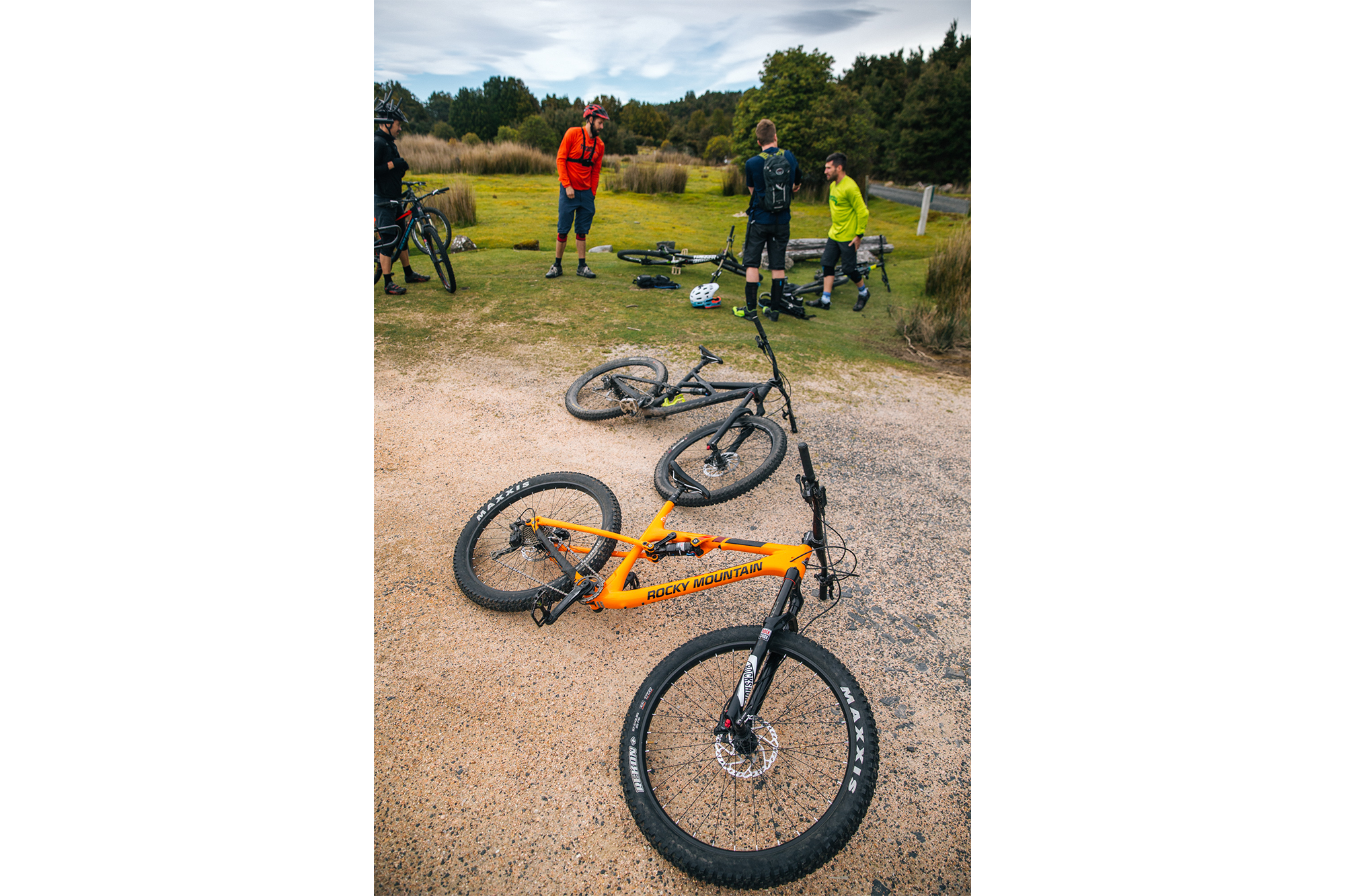 A Weekend at the Blue Derby Mountain Bike Trails-38