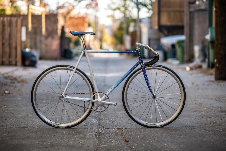 Bishop Bikes: Super Aero Track Bike for Sale