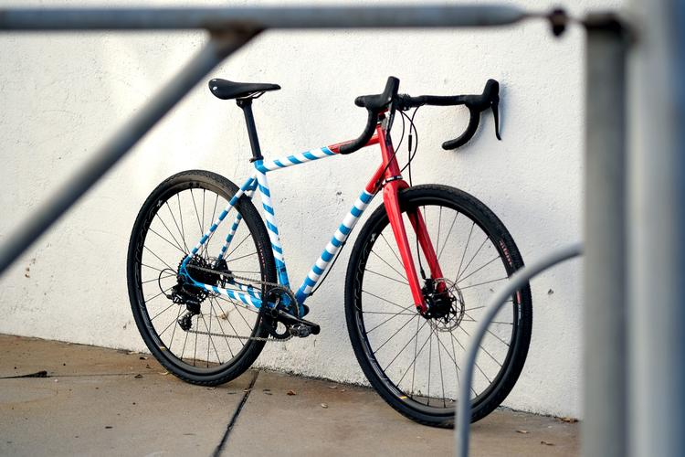 A Special Edition Team Dream Bicycling Team Cielo Base Racer – Kyle Kelley