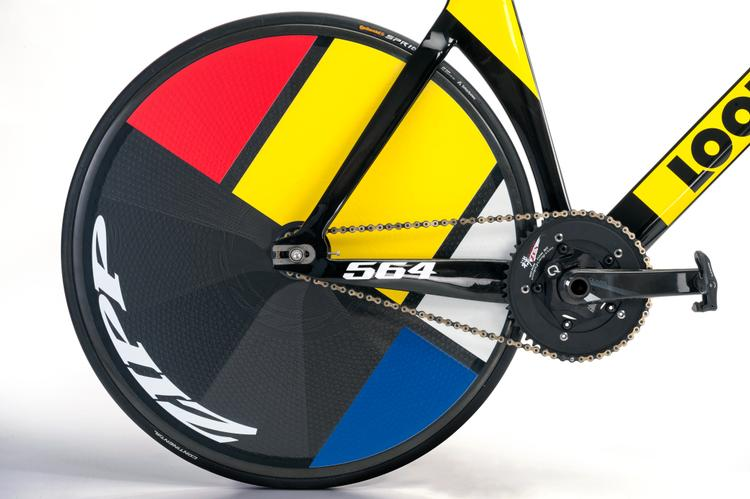 Zipp Speed Weaponry: Chris' Mondrian LOOK