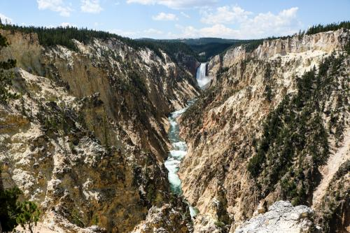 Seriously, though, the Grand Canyon of the Yellowstone. This is a thing.
