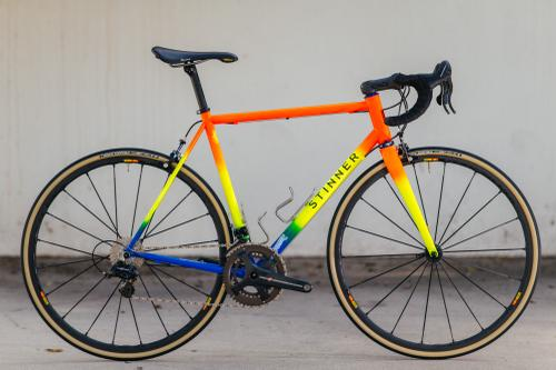 A Team Dream Stinner Frameworks Lemond Homage Road