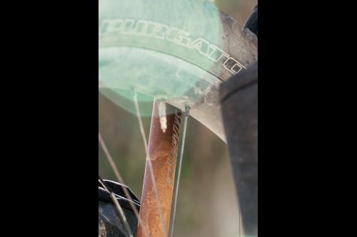 Benedict's 2020 S-Works Fuse Ultra Baja Buggie