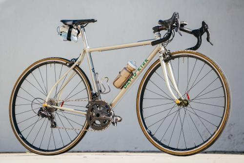 Jaybe's David Kirk Road with Campagnolo Record 11