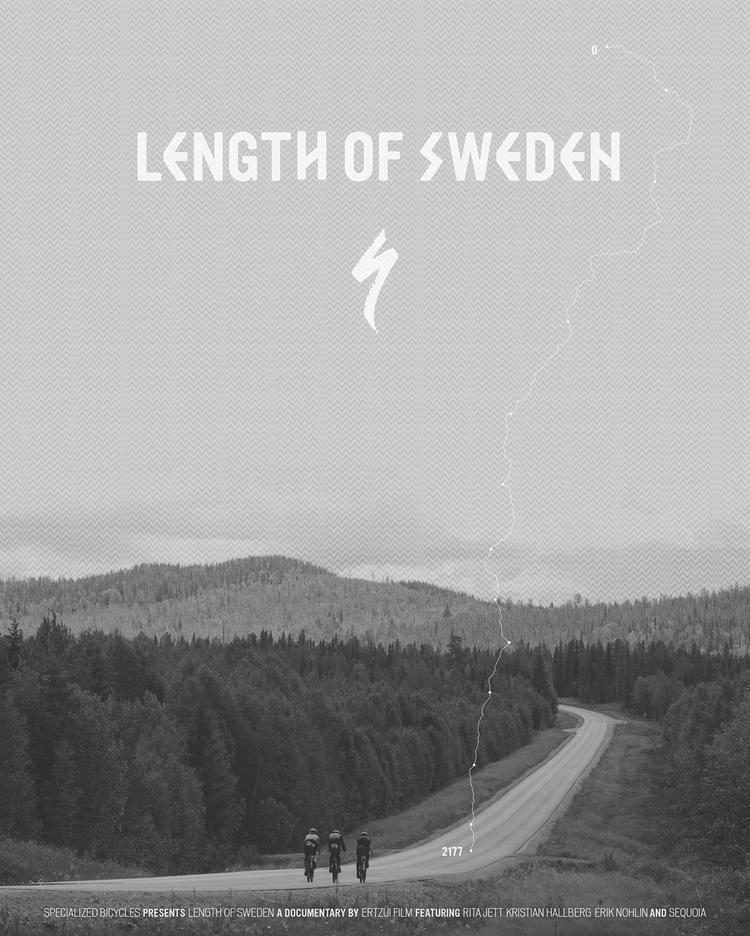 Sverigetempot: Length of Sweden Premiere in Los Angeles