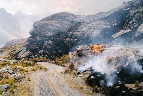 Fireside roads