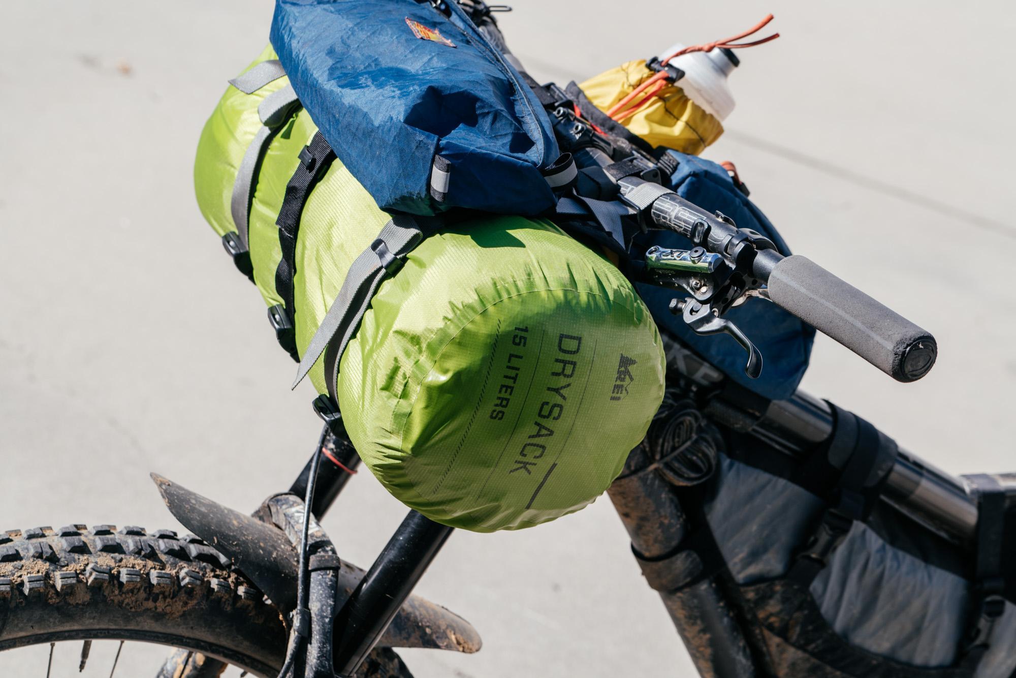 Sean's Stagecoach 400 NS Bikes DJAMBO 27.5+ MTB