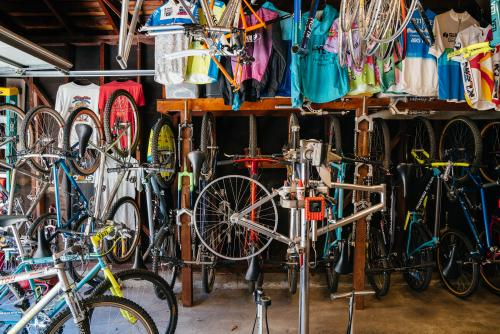 A Look Inside Second Spin Cycles' Vintage MTB Collection