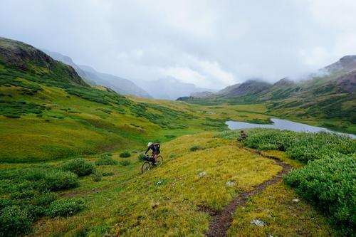 Sklar Bikes Factory Team Does The ColoRADo Trail