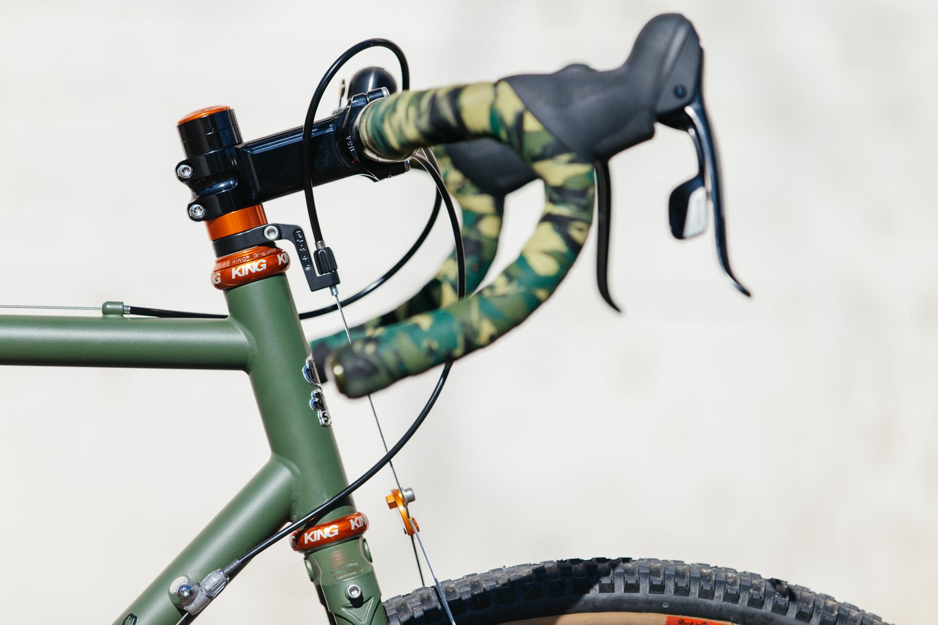 OD Green Surly Crosscheck