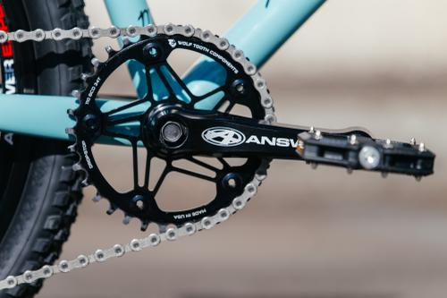 Plante Cycles lil ripper with XTR di2