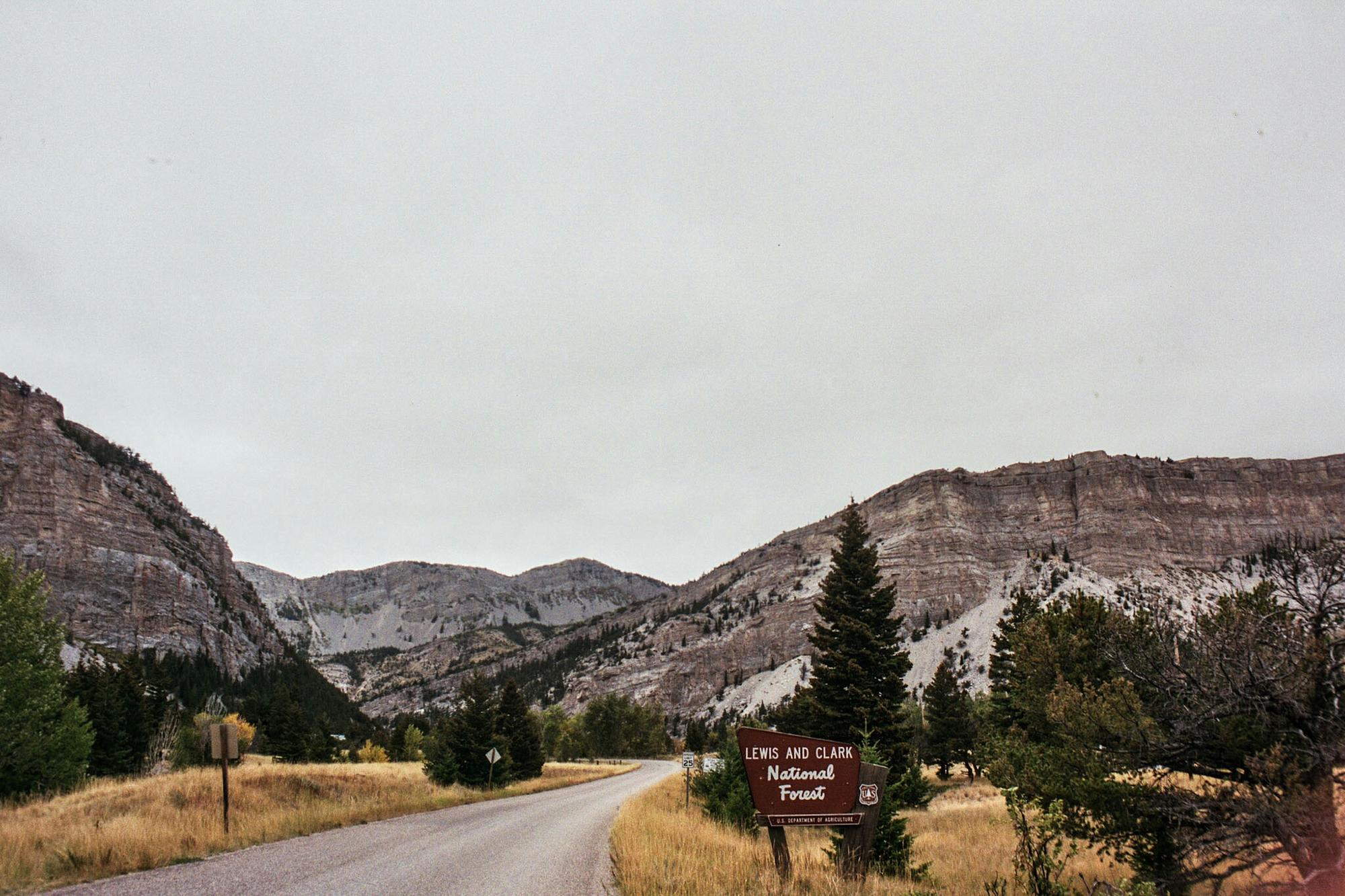 Touring the Rocky Mtn. Front