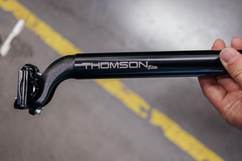 The NEW Thomson setback seat post